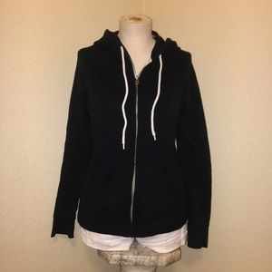 Mossimo Black Hoodie Size XL